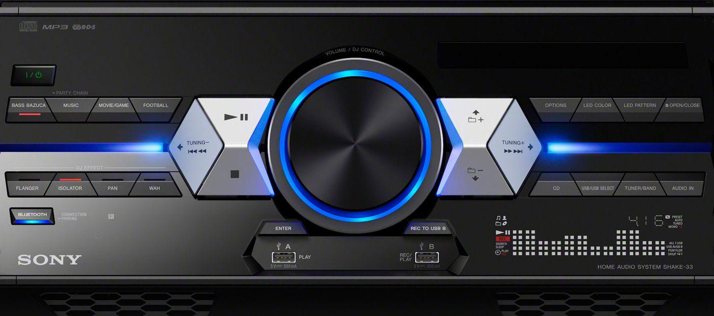 Sony SHAKE-66D-3