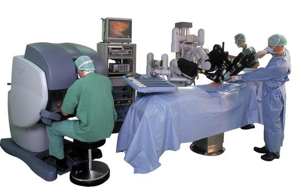 robot hirurg