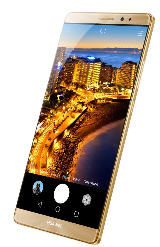 HuaweiMate8_Front