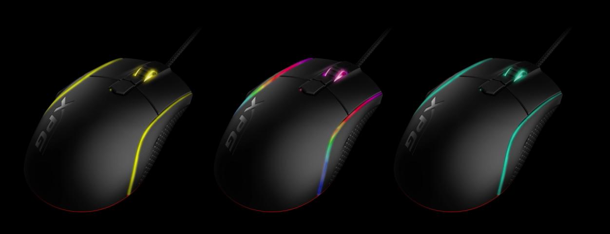 геймърска мишка